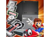 DELL Optiplex Ultra Fast Custom Desktop Hyper Gaming Machine i5 3rd GEN