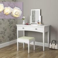 toilette - camera da letto - mobili e accessori per la casa ... - Toilette Provenzale Con Specchio E Sgabello