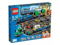 LEGO Train - 60052 Brand New Sealed - RRP £140