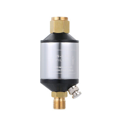 Air Compressor Filter Dryer For Spray Guns Water Separator Plasma Cutter Q1i1