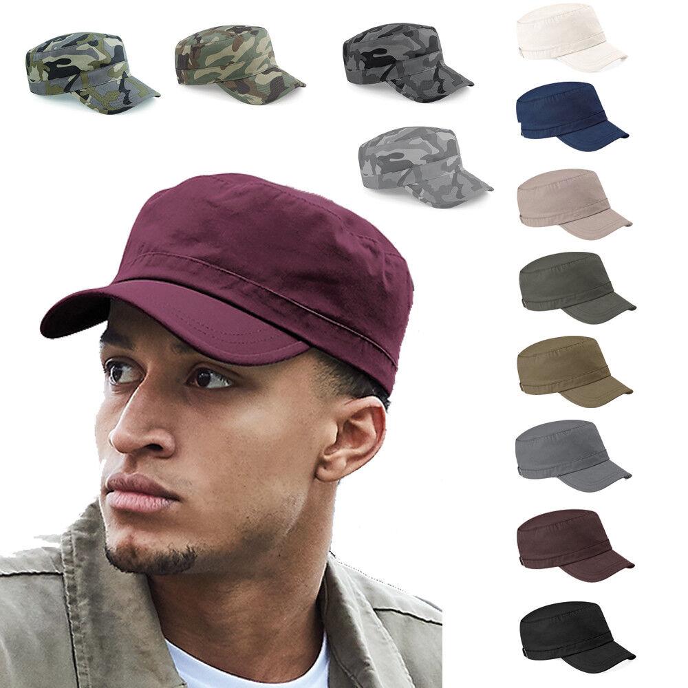 Armycap Military Mütze Camouflage Target Kuba Fidel Kappe Cappy Army Urban Cap