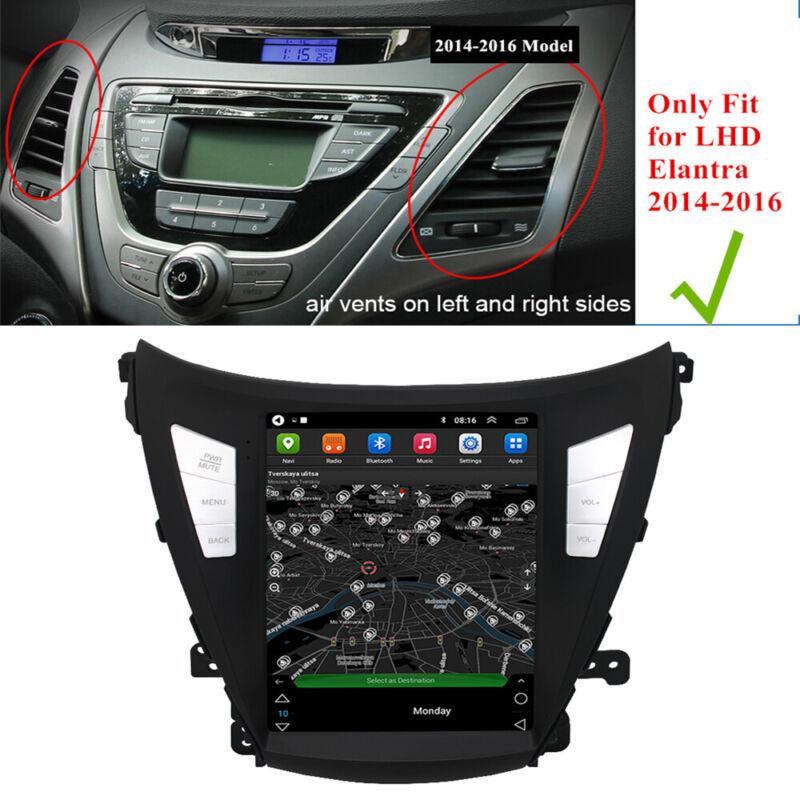 For 2014-2016 Hyundai Elantra LHD Stereo Radio 9.7