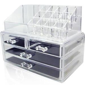 Delightful Acrylic Storage Box