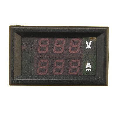 Geekcreit Mini Digital Voltmeter Ammeter Dc 100v 10a Voltmeter Current Meter