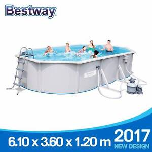 Only when only the best will do - Bestway 20ft Hydrium Oval POOL Sydney City Inner Sydney Preview