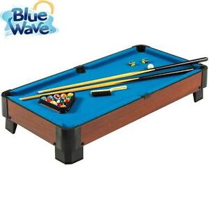 "NEW BW SHARP SHOOTER 40"" POOL TABLE BLUE WAVE - TABLE TOP 100841608"