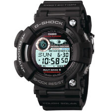 Casio G-Shock Men's GWF1000-1 Frogman Tough Solar Multi-Band Atomic 53mm Watch