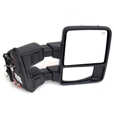 OEM NEW Right Passenger Telescopic Tow Mirror w/ Memory Super Duty DC3Z17683MA