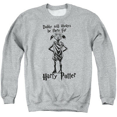 HARRY POTTER ALWAYS BE THERE Licensed Adult Pullover Crewneck Sweatshirt SM-3XL