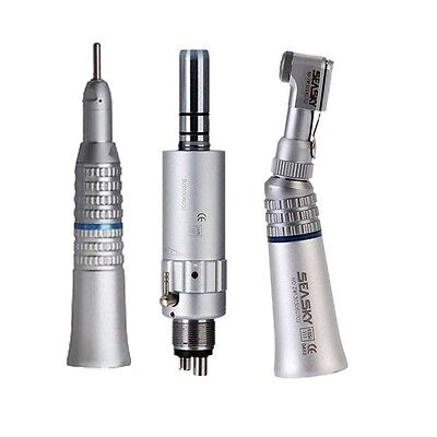 Yp4 Dental Slow Low Speed Handpiece Contra Angle E-type Motor Straight Tdz