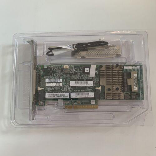 726821-B21 749797-001 HP SMART ARRAY P440//4GB FBWC CONTROLLER w//Both Brackets