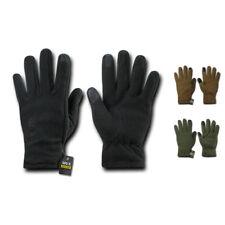 Rapid Dom Polar Fleece Winter Gloves Touch-Screen Compatible Finger-Tip Unisex