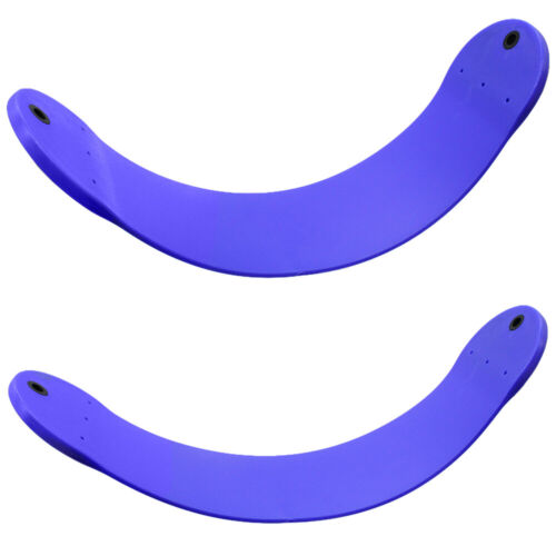 Pair Heavy Duty Replaceful U Shape Swing Seat Swing Set For