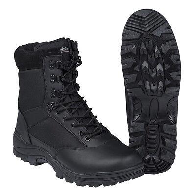 Mil-Tec Stiefel SWAT Boot Wanderschuhe Trekkingstiefel Arbeitsschuhe 37-49 NEU (Stiefel Swat)