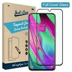 Just in Case Full Cover Tempered Glass Samsung Galaxy A40 Zw