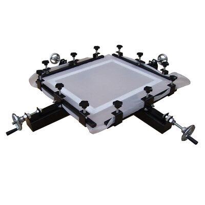 High Precise 24 X 24 Manual Screen Printing Machine Stretcher Screen Stretcher