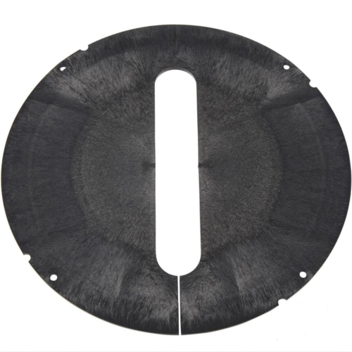 """18"""" Pedestal Submersible Sump Pump Basin Hole Cover Slotted"""