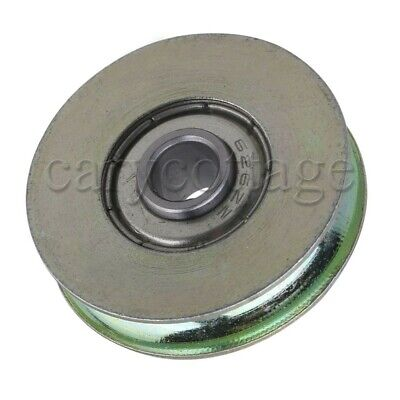 U Groove Ball Bearing Pulley For Rail Track Linear Motion System