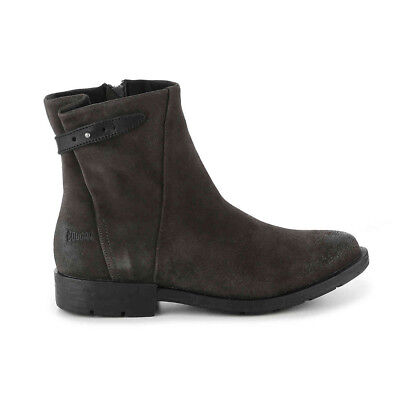 NEW Womens Cougar Yazoo Suede Ankle Boots Black Sz 6 M Water