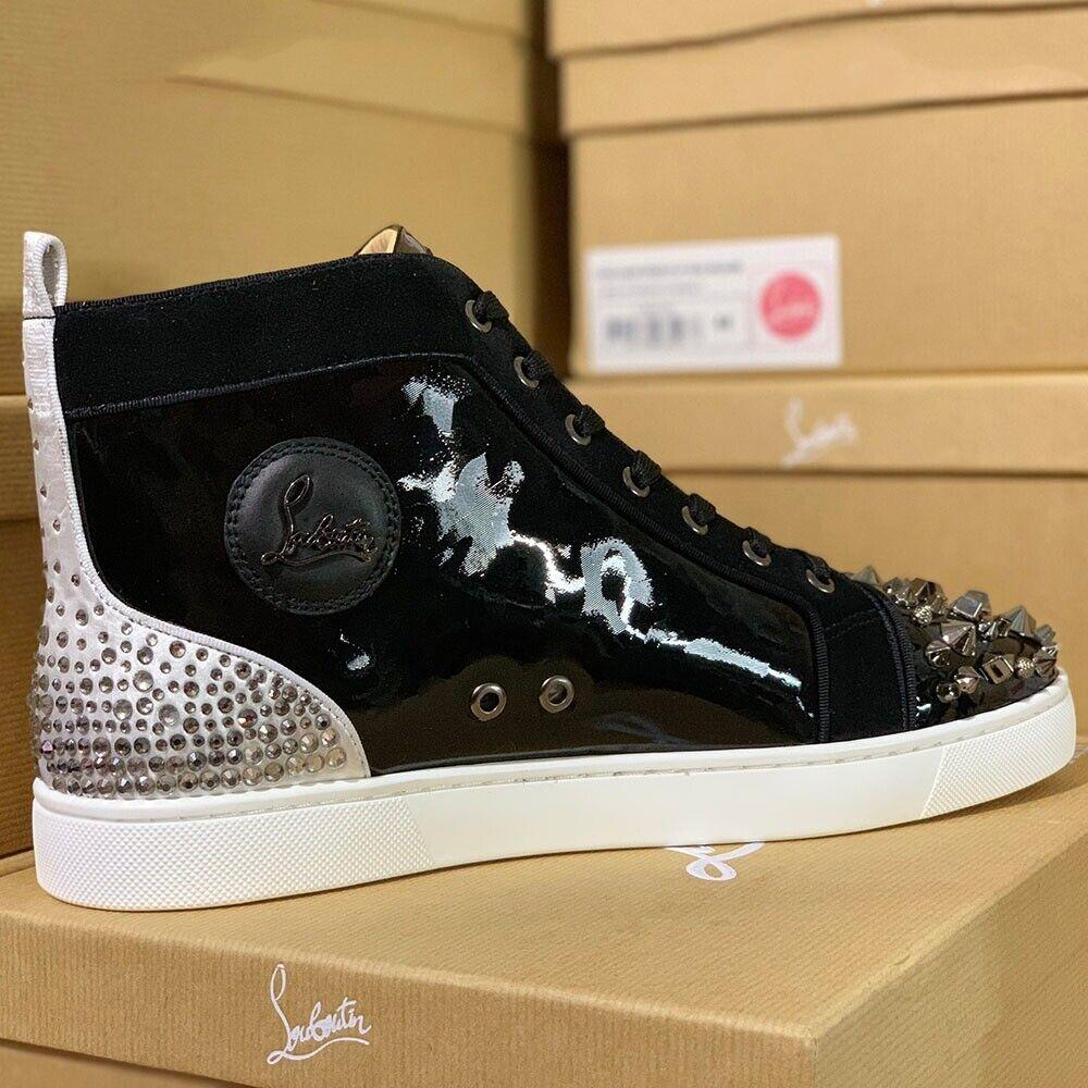 pretty nice 79599 64b4e Christian Louboutin Sneaker in Black | in Greenwich, London | Gumtree