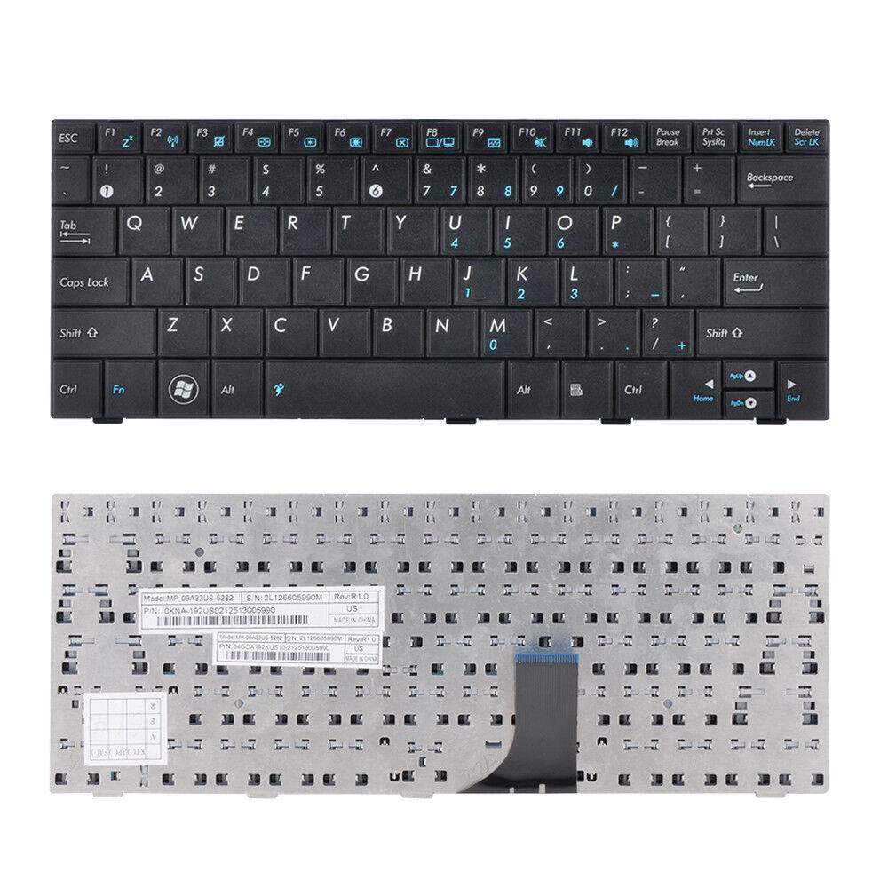 NEW KEYBOARD FOR ASUS EEE PC EPC 1005HA 1005HAB 1005HA-B 100