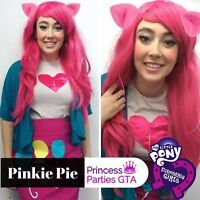 My little pony Equestria girls parties