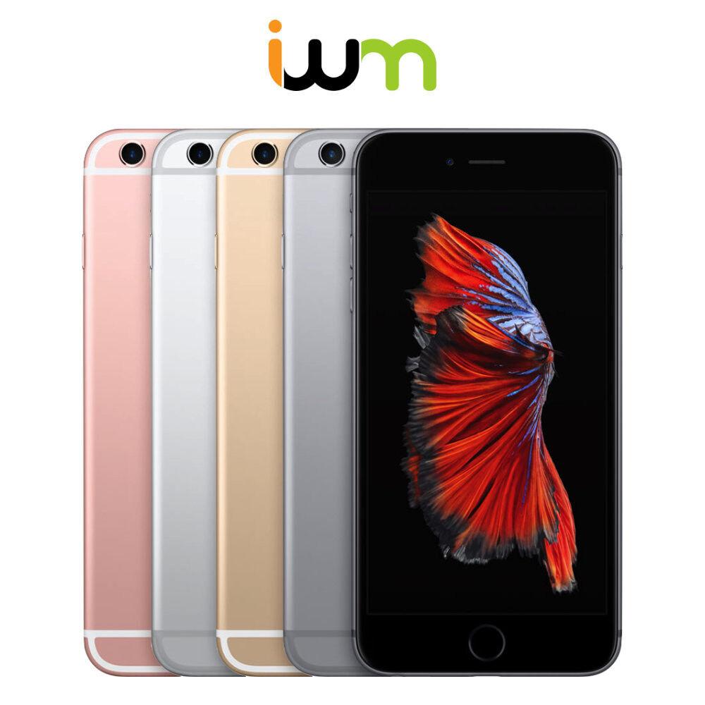 Apple iPhone 6S Plus 16GB 32GB 64GB 128GB Unlocked/ AT&T Verizon T-Mobile Sprint