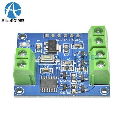 Full Color Rgb Led Strip 3.3v-5v Driver Module Shield For Arduino Stm32 Avr