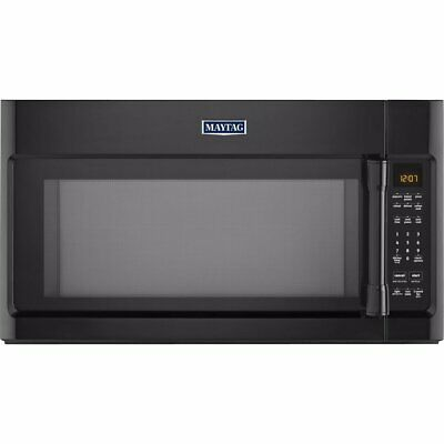 Maytag MMV4205DB 2.0 cu. ft. Over-the-Range Microwave Oven with 1000 Watts Over-the-range Microwave Oven