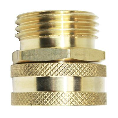 34 Ght Male X 34 Ght Female Water Hose Swivel Fitting - Fgf01s