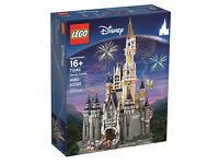 LEGO 71040 - Lego The Disney Castle **BRAND NEW & ORIGINAL**