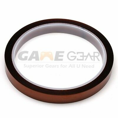 10mm 100ft High Temperature Bga Heat Resistant Kapton Tape Polyimide