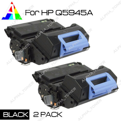 Q5945A 45A Black Toner Cartridge Replacement For HP Laserjet 4345 4345mfp M4345