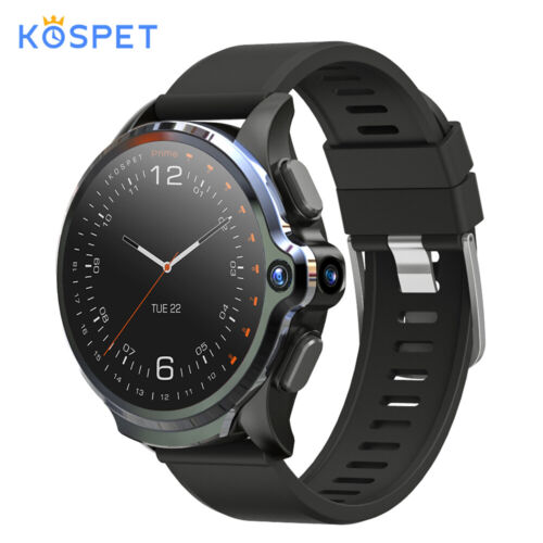 KOSPET Prime Android Face ID 4G Smart Watch Phone 3GB+32GB D