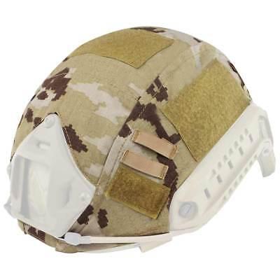 Airsoft fast helmet cover softair funda para casco arido pixelado español REPRO