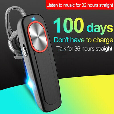 Wireless Bluetooth Headphones Headset Earphones for Samsung iPhone Handsfree