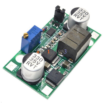 3a 30w Dc-dc Boost Buck Adjustable Step Up Down Power Converter Beyond Lm2577