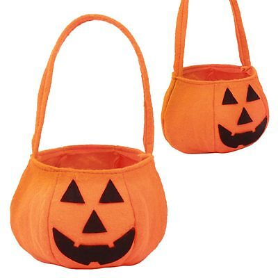 Or Trick Gift Cool Smile New Holiday Toys Hand Bag Candy Bag Halloween - Halloween Candy Hand