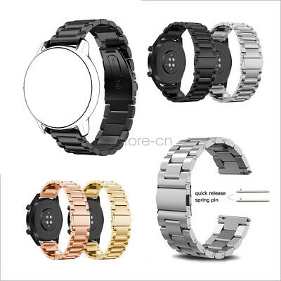 20mm 22mm Stainless Steel Link Wrist Watch Strap Band for Fossil Watch -