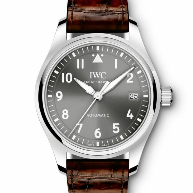 IWC Pilots Watch Automatic 36 IW324001 - Unworn with Box and Papers