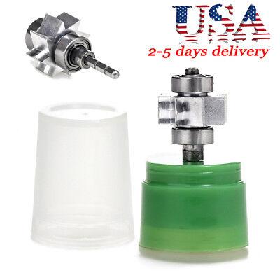 Dental Cartridge Turbine Large Head Push Torque F High Speed Handpiece 11.3x10mm
