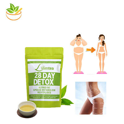 2 PACKS Chinese Weight Loss Tea Slimming Detox 28 DAYS Teabags Diet For Fat