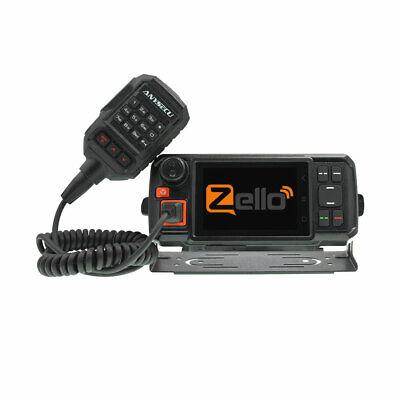 4G-W2Plus 4G LTE Network Radio Android 7.0 WCDMA GSM woki toki Real-ptt Zello