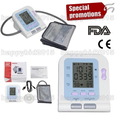 CONTEC08C Digital Vet Blood Pressure Monitor+25-35cm Cuff,human Care,Fast Ship