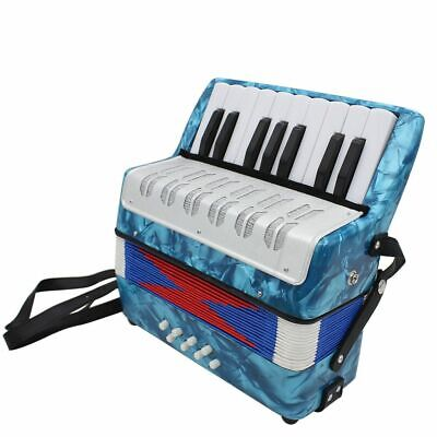 Key Professional Accordion Educational Musical Instruments For Both Kids Adult