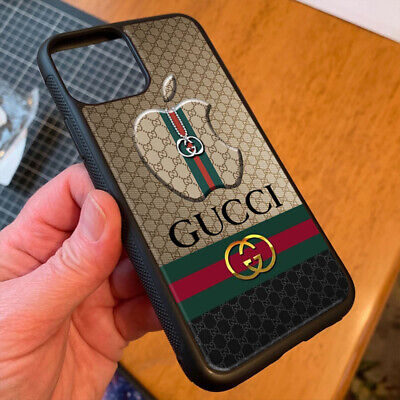 Phone Case iPhone 7 Plus 8 X XR XS Guccy411xCases 11 Pro Max D034AppleStrip