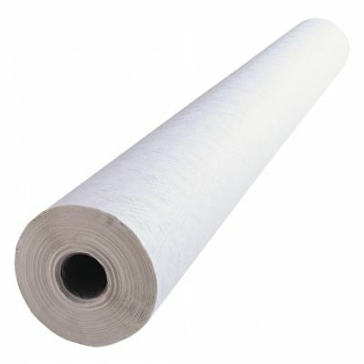 WHITE BANQUET BANQUETING ROLL PAPER TABLE CLOTH 1.15M x 100M WEDDING PARTY - Paper Wedding Tablecloths