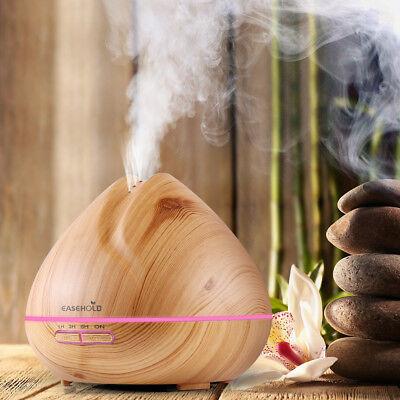 Эфирные масла Easehold Aromatherapy Diffuser Ultrasonic