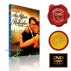 An Affair to Remember  - Cary Grant -  (1957) - NEW DVD