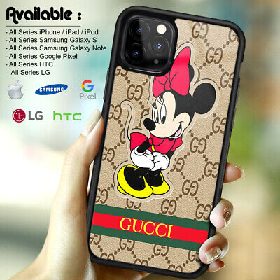 Case iPhone 6s X XR XS Guccy11rCases 11 Pro Max/Samsung Galaxy S20 Note 10Minnie